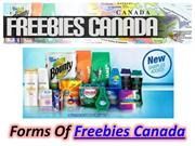 Freebies Canada