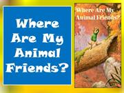 Where are my Animal Friends