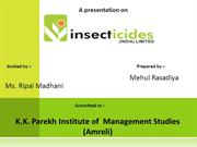 Insecticides (india) Ltd