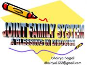 joint family system