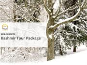 Kashmir Tour Packages, Holidays in Kashmir
