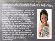 Payday loans on line May be the Cheap