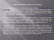 Quick loans With Horrible Credit history
