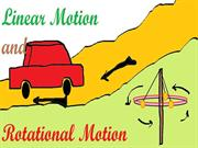 linearandrotational motion