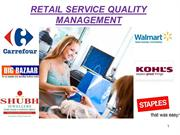 RETAIL SERVICE