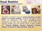Nursery Bedding for Girls, Baby Bedding