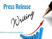 Ideas for Press Release Writing