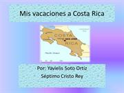 power point mis vacaciones a costa rica