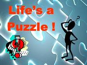 lifei s a puzzle