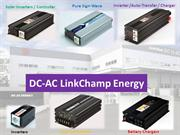 Solar Inverter by DC-AC LinkChamp Energy Productss
