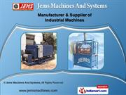 Engineering Test Systems by Jems Machines And Systems, Pune