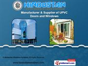 UPVC Doors & UPVC Windows by Hindustan Windows Systems, Pune