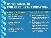 INTRO TO PHILOSOPHY