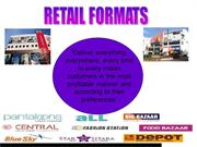 RETAIL FORMATS