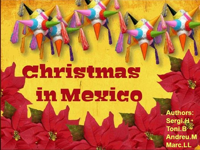Christmas In Mexico.Christmas In Mexico Authorstream
