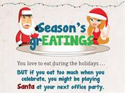 Season's grEATINGS! Holiday Weight Gain and Your Weight Loss Solutions