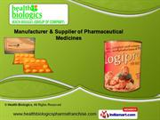 Pharmaceutical Medicines by Health Biologics, Panchkula