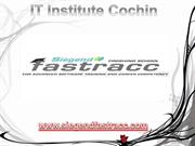 IT Software Training Institute Cochin Kerala India