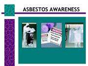 CH Asbestos Awareness Training Presentation-final