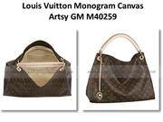 Knock Off Louis Vuitton Monogram Canvas