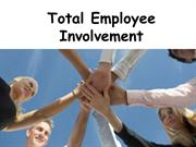 Total employee involvement