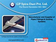 Flexible Duct by GP Spira Duct Pvt. Ltd., Hyderabad