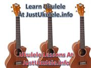 easy ukulele songs to learn for beginners