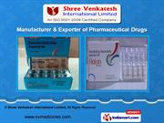 Allopathic Medicines by Shree Venkatesh International Limited, Surat