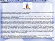 Muskoka Recovery Center Now Combines Addiction Recovery And Resort Amm