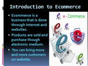 Importance of Ecommerce Design While Designing a Business Website