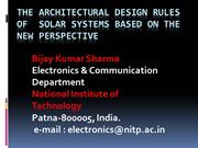 Beyond Thesis_Architectural Design Rules of Planetary System