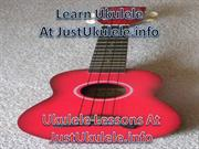 learn ukulele scales learn