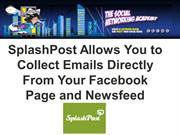 Collect Emails Directly From Your Facebook Page and Newsfeed