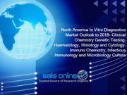 North America In Vitro Diagnostics Market Outlook to 2018
