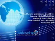 Wind Turbine Gearbox and Direct Drive Systems - Global Market