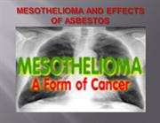Mesothelioma Support Groups (1)
