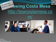 Towing Costa Mesa