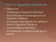 Egyptian ppt