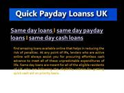 httpwww.quickpaydayloanssuk.orgsame_day_payday_loans.html