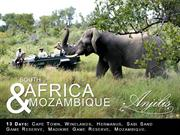 South Africa  Mozambique