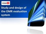 OMR evaluation system and design