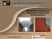 Openable Roof by Citadel Architectural Solutions Pvt. Ltd., Mumbai