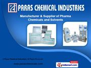 Industrial Chemicals by Paras Chemical Industries, Pune