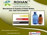 Plastic Molding Components by Rohan Industries, Pune