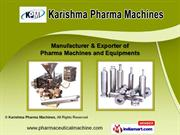 Pilot Press by Karishma Pharma Machines, Mumbai