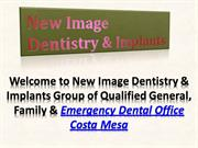 Emergency Dental Office Costa Mesa