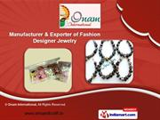 Fashion Jewelry by Onam International, Varanasi