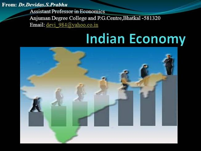 Economic environment ppt on indian business enviroanment mba.