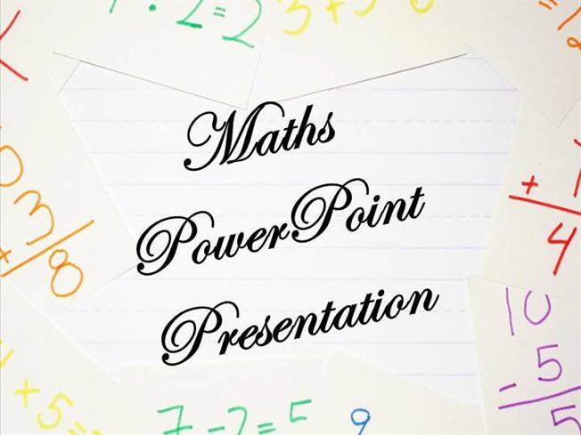 Maths ppt by vaibhav butola authorstream toneelgroepblik Images