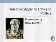 Aristotle political science presentation 12 15